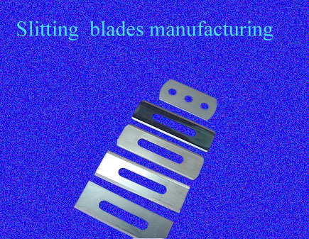 Metal Stamping Parts And Slitting Blades
