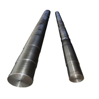 Metallurgy Long Axis Of Alloy Steel Or Carbon