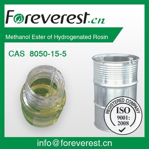 Methanol Ester Of Hydrogenated Rosin Cas 8050 15 5 Foreverest