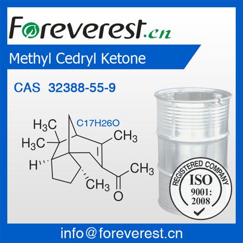Methyl Cedryl Ketone Cas 32388 55 9 Foreverest