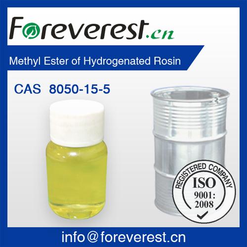 Methyl Ester Of Hydrogenated Rosin Cas 8050 15 5 Foreverest