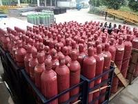 Methylethylene Propene Propylene Gas