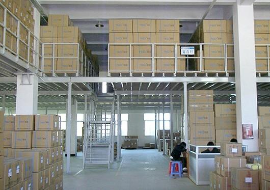Mezzanine Rack System