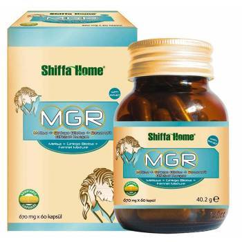 Mgr Natural Herbal Capsule For Migraine 670 Mg X 60