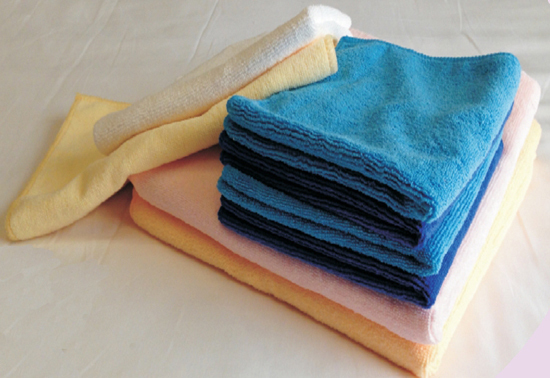 Microfiber Cleaning Wipes