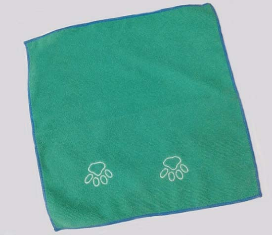 Microfiber Pet Care Towel