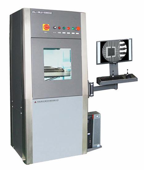 Microfocus X Ray System