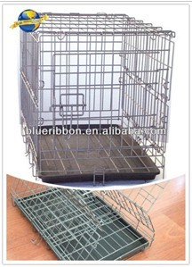Middle Folding Dog Cages