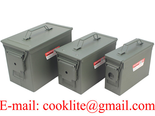 Military Ammo Can Ammunition Box