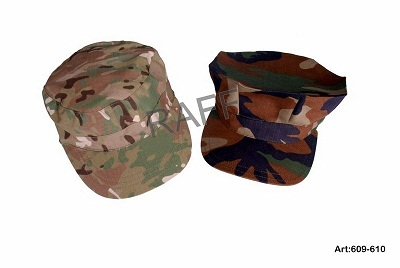 Military Apparels And Equipments