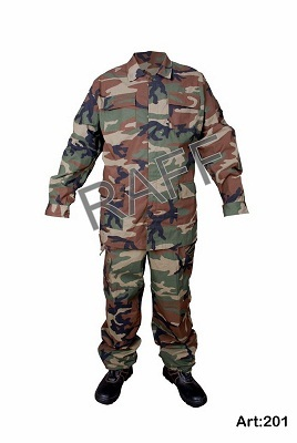 Military Apparels Camouflage And Uniforms