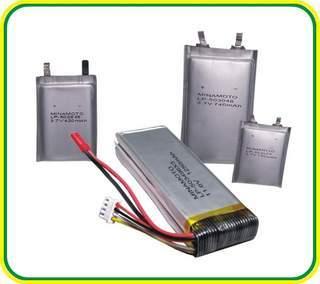 Minamoto 3 7v Lithium Polymer Battery
