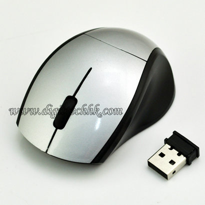Mini 10m 2 4g Usb Wireless Cordless Optical Mouse For Pc Laptop