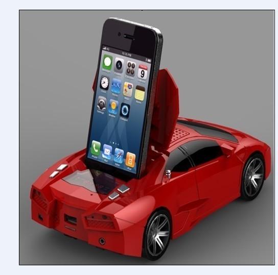 Mini Portable Car Speaker