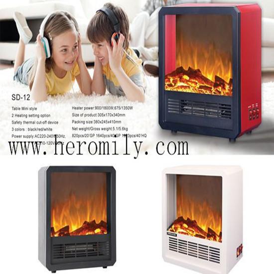 Mini Type Electric Fireplace