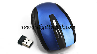 Mini Usb Optical Sensor Superior Wireless Mouse For Pc Laptop 10m 2 4ghz