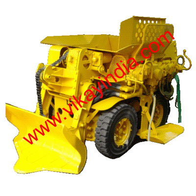 Mining Equipments Mucking Loader