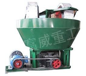 Mixing Grinding Pan Mill Mixer