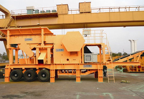Mobile Jaw Crusher For Hot Sale