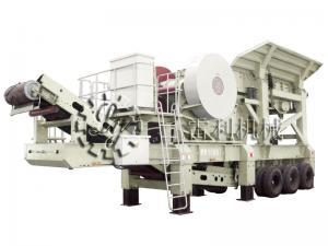 Mobile Jaw Crusher Plant Pp