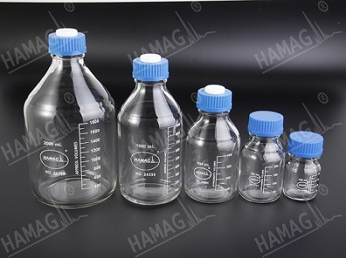 Mobile Phase Solvent Bottle