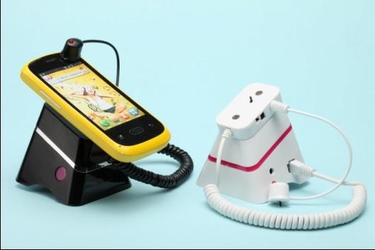 Mobile Phone Alarm Holder Stand Mount
