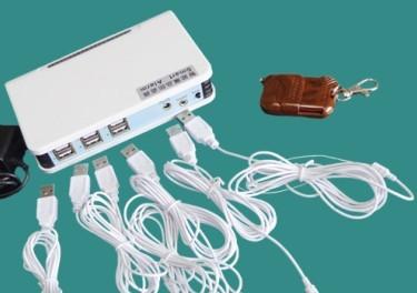 Mobile Phone Secure Anti Theft Device Camera Display Alarm Ipad Of Exhibiti