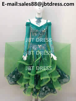 Modern Dance Gown Of High Quality Jm2438