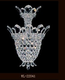 Modern Luxury Full Crystal Chandelier
