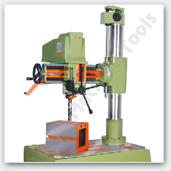 Modern V Belt Driven Radial Drilling Machine