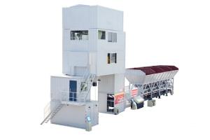 Modular Type Concrete Batching Plant