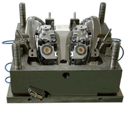 Mold Injection Tooling