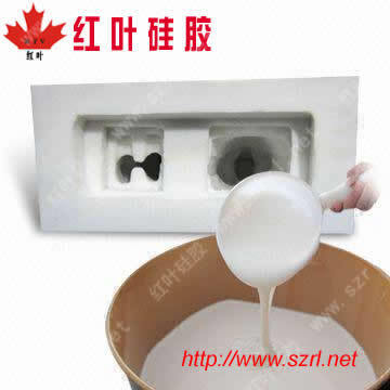 Molding Silicone Rubber