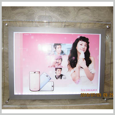 Monalisa Crystal Light Box Led
