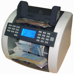 Moneycat800 Multi Currency Mix Value Banknote Discriminator Counter