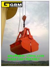 Motor Hydraulic Clamshell Grab