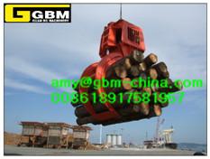 Motor Hydraulic Log Grab