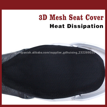 Motorcycle Seat Cover Cushion Covers Autobike Scooter