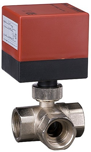 Motorized Ball Valve Dq320