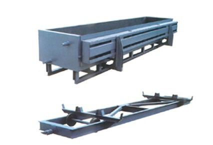 Mould Side Panel Steam Curing Trolley