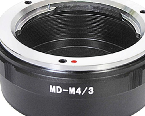 Mount Adapter For Minolta Md Mc Lens To Micro 4 3 M4 M43 Gh1 Gf3 G1 Ep1 Ep2