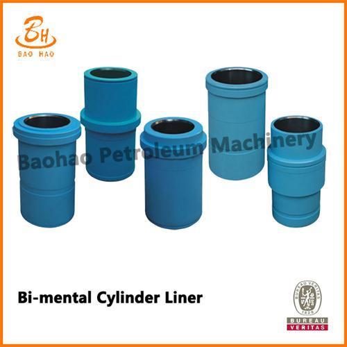Mud Pumps Cylinder Liner