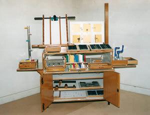 Multi Activity Workstation For Rehabilitation