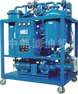 Multi Function Ty Series Vacuum Turbine Oil Purification Plant