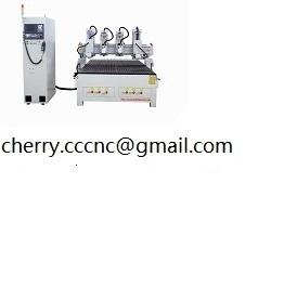 Multi Head Cnc Router