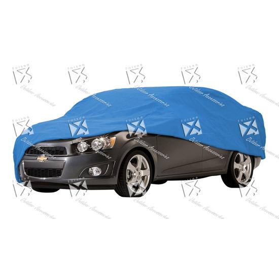 Multi Layer Non Woven Outdoor Car Cover