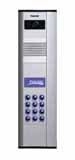 Multi System Keypad Type Color Video Audio Entrance Door Panel