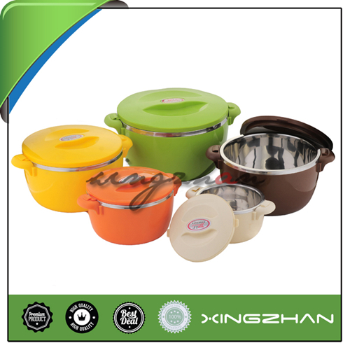 Multi Use 5pcs Stainless Steel Thermoware Casseroles Set