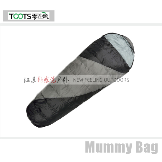 Mummy Shape Adult Army Sleeping Bags For Camping Hiking