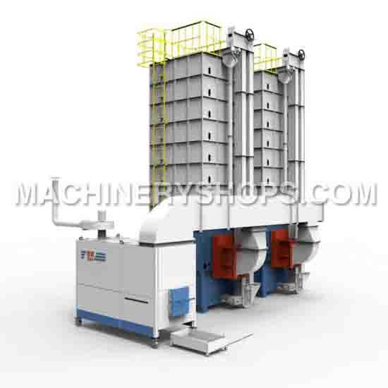 Muyang Low Temperature Circular Dryer